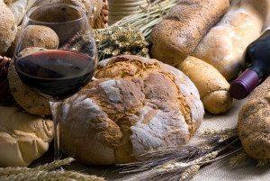 Genuss mal zwei mit Brot und Wein