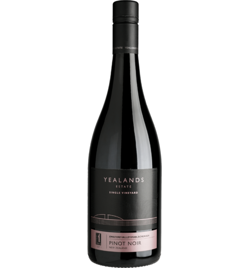 Yealands Estate Single Vineyard Pinot Noir 2014