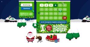 Mitmachen & Gewinnen beim Online Adventskalender