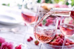 Nicht weiß, nicht rot: bezauberndes Rosè!